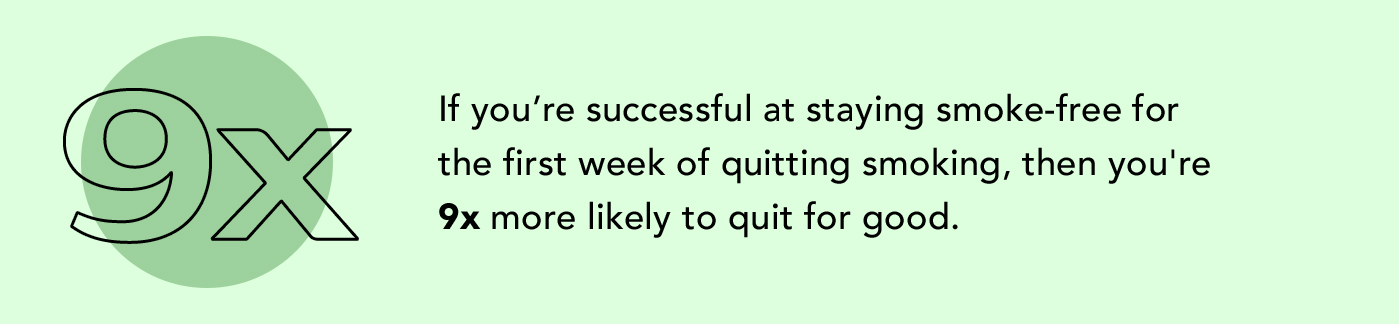 ready to quit smoking essay That means your partner can stop worrying about smoking's long-term health risks it's likely that your partner will enjoy that you no longer have smoker's breath smoking also can lead to gum disease, another cause of halitosis.