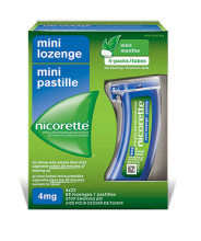 NICORETTE® Mini Lozenge